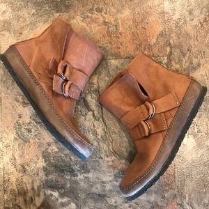 New Sorel ankle boot